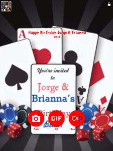 Brianna & Jorge's Birthday