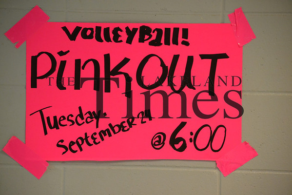 Lakeland Volleyball vs. Northland Pines - Dig Pink Night