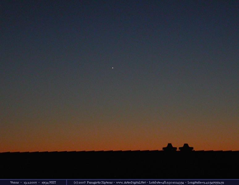 Venus - January 13th 2007