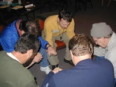 2004- Men's Retreat