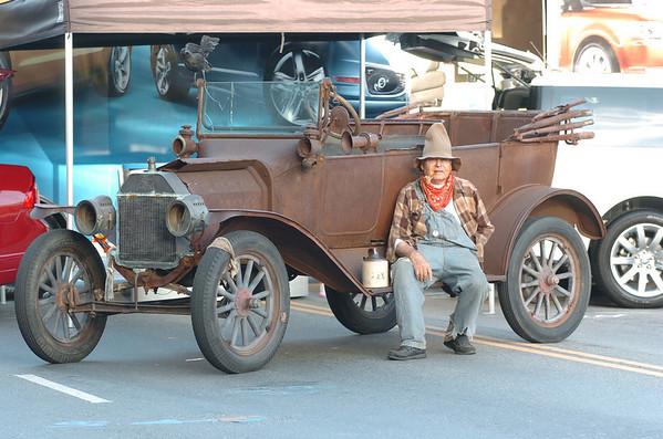 Sherman Oaks Street Fair 2009-10-18