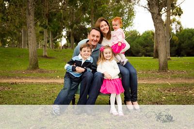 The Melia Family Mini-Session
