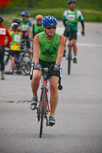 Tour de Cure 2008 - 50k (Green) Riders