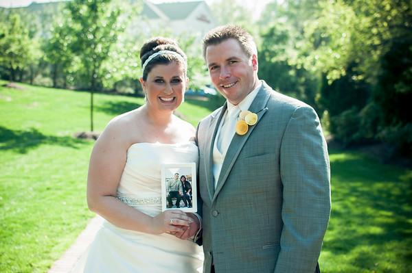 Stephanie and Brian-Wedding