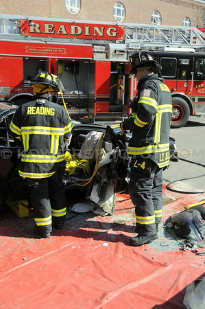 RFD Group 4 Jaws of Life Training