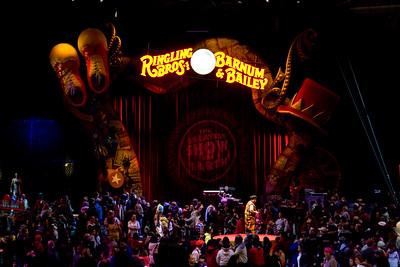 Ringley Bros/Barnum Bailey Circus