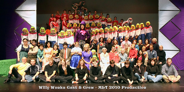Willy Wonka Cast Photos
