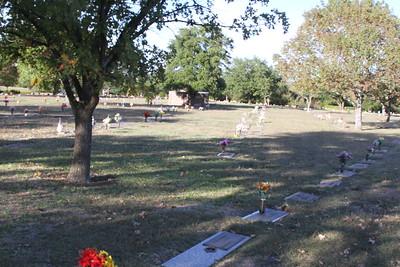 WACO MEMORIAL PARK - Section N
