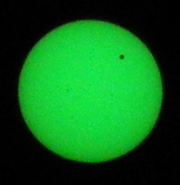 SS-Warren Keller-Venus Transit 1
