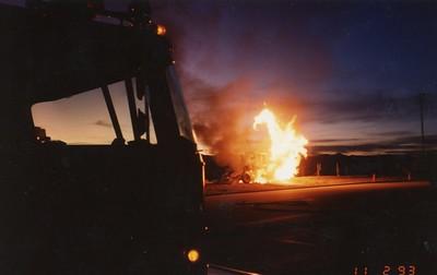 Highlands Ranch Natural Gas Fire