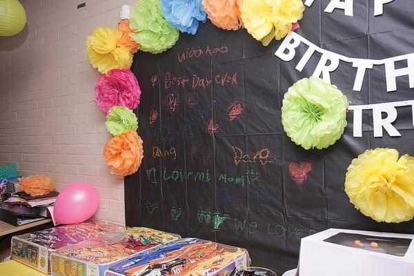 Tru Birthday party