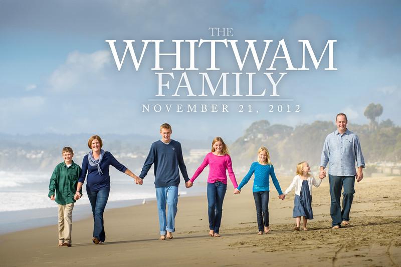 Kristin + Tom = Jacob > Matthew > Katie > Sarah > Grace (Family Photography, Seascape Beach, Aptos, California)