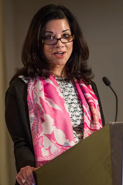 Deanna van Gestel, The Vaniam Group during Women Leaders in Oncology Event