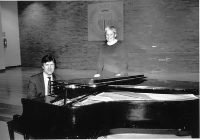 William Carr Concert, 1987