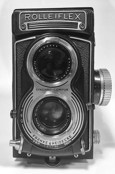 Rolleiflex T ~ 1960