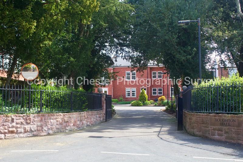 Boughton Hall: Filkin's Lane: Boughton