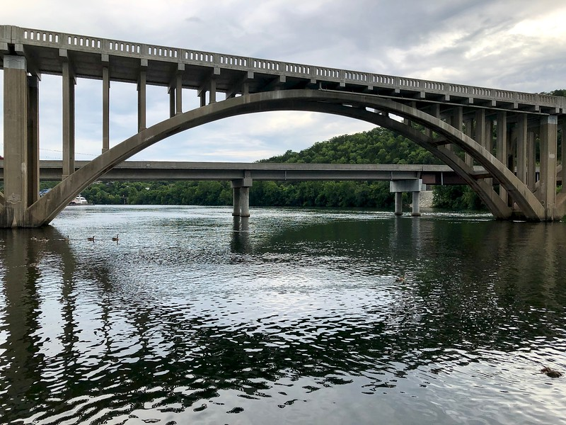 Lake Taneycomo Bridge (2020)