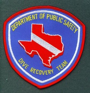 TX DPS Dive Recovery Team