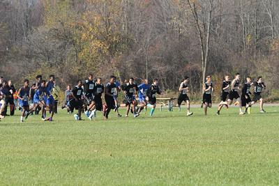 Boys - 2014 MHSAA XC LP Regional 26-3