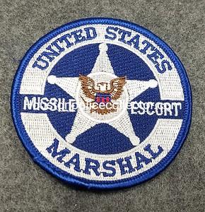 MARSHAL MISSLE ESCORT