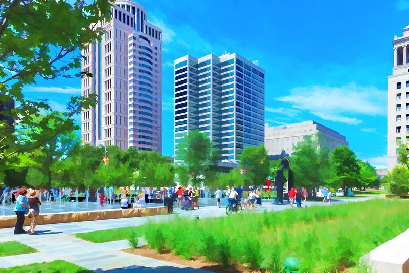 City Garden 01
