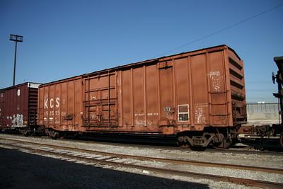 KCS Boxcars