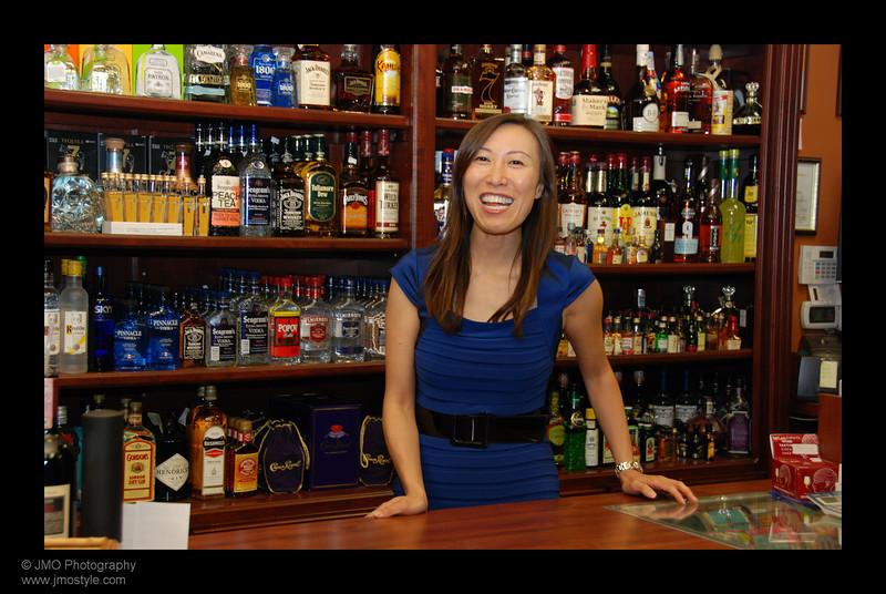 Julie Lim - Owner/CEO of OC Wine Mart