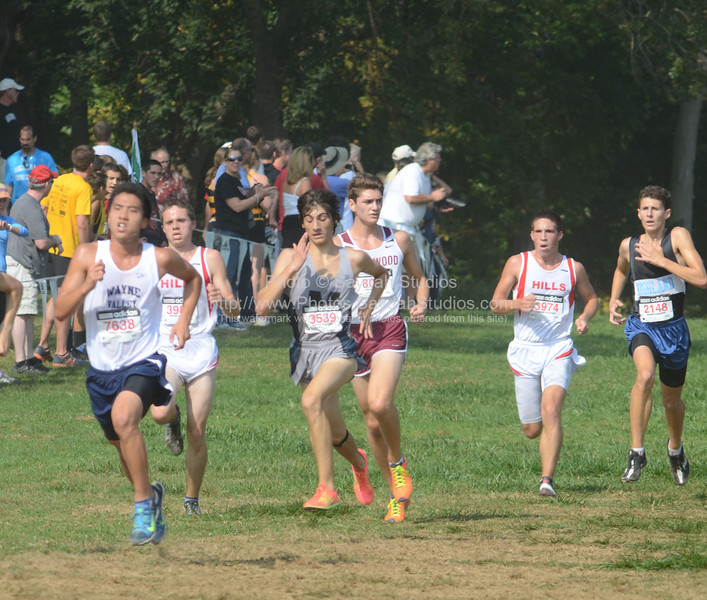Shore Coaches Invitational Holmdel 10/05/2013