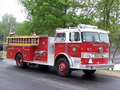 Massachusetts Antique Fire Apparatus Association Muster Lynnfield, MA 6/8/2007