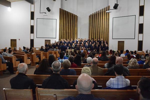 Concert Choir Chapel