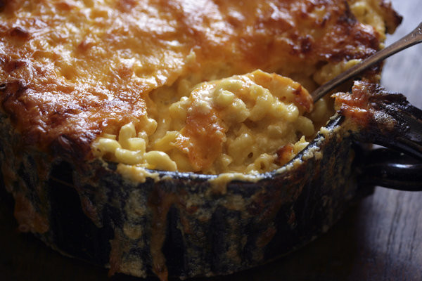 Creamy Macaroni and Cheese (New York Times