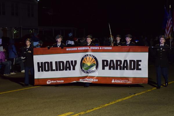 Miami Township HOliday Parade 11/21/2019