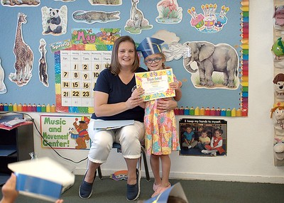 Stella Preschool Graduation