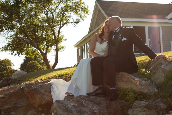 Lisa & Joe {Samoset Wedding}