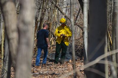 04-01-14 West Lafayette FD Grass Fire
