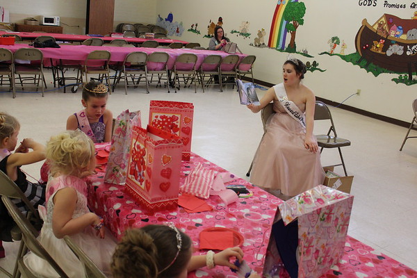 Howard Lake 'Princess for a Day' 2017
