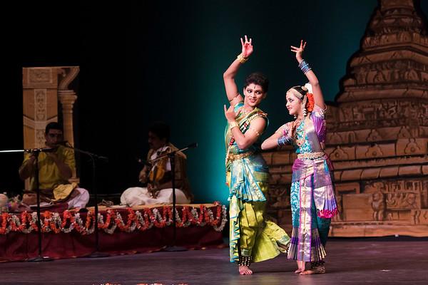Akshay & Aasha's Rangapravesham