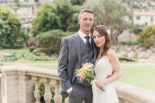 Larry & Mina // Wedding