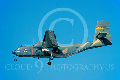 USAF de Havilland C-7 Caribou Military Airplane Pictures