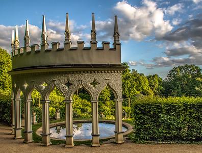 Rococo Garden - 14th June