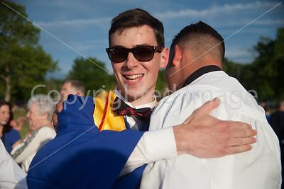 Bromfield Graduation 2015