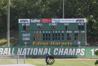 Southwest v Wayzata Baseball Sectionals 5-31-08