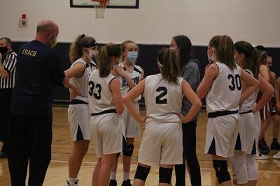 SH - 8th Grade Girls Basketball