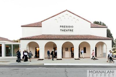 PRESIDIO THEATRE: OPENING