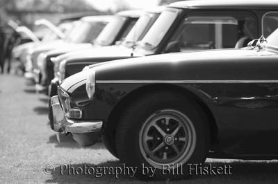 Little Clacton Car Show