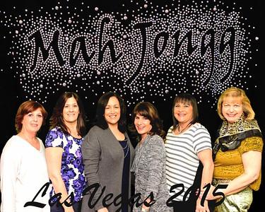 2015 Mah Jongg Las Vegas