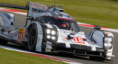 2015 FIA WEC 6 Hours of Silverstone