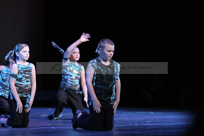 Ella Marie School of Dance - Dress Rehearsal 060108