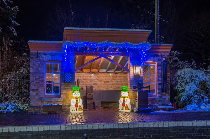Santa Specials, Severn Valley Railway