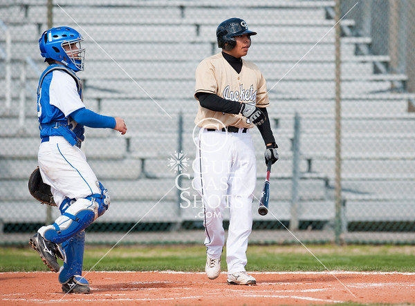 2010-02-27 Baseball Varsity Galena Park vs Episcopal